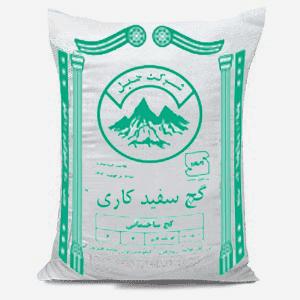 قیمت گچ جبل تهران